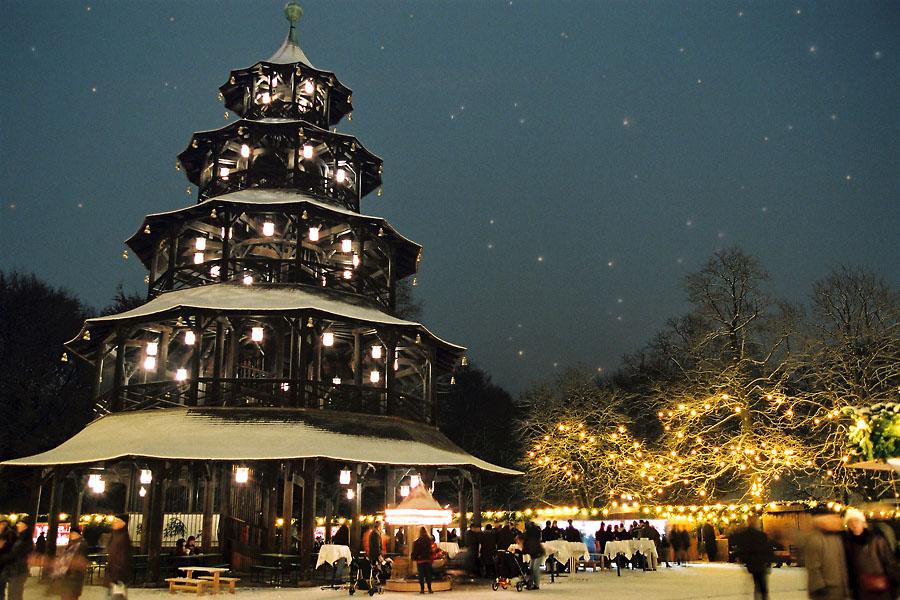 München Weihnachtsmarkt.Zurkirchen Reisen Weihnachtsmarkt München